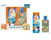 Minions Estuche (Colonia 75 Vapo + Gel 150 ml)